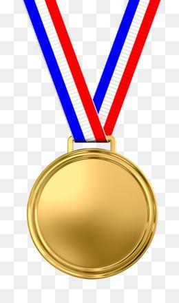 Gold medal Olympic medal Clip art - medal png download ...