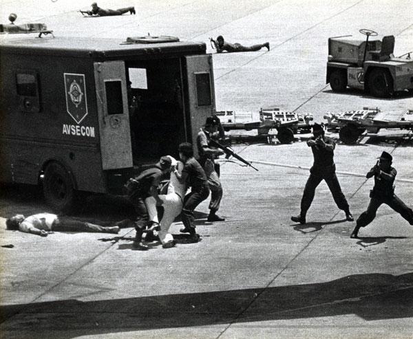Benigno Aquino Assassination – Iconic Photos