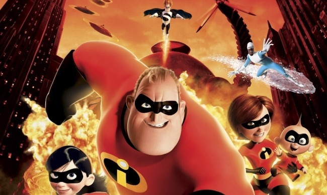 4 Toy Incredibles Story 2