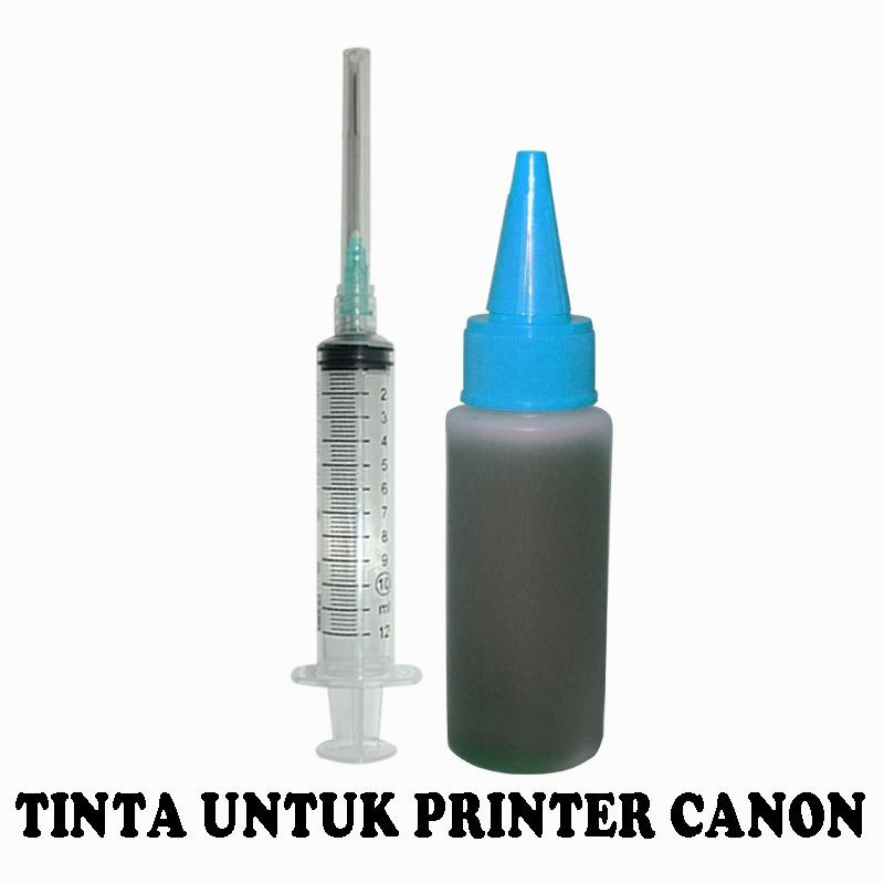 EELIC TAS-T50MLS TINTA PRINTER 50 ml DAN ALAT SUNTIK TINTA PRINTER UKURAN 10 ml