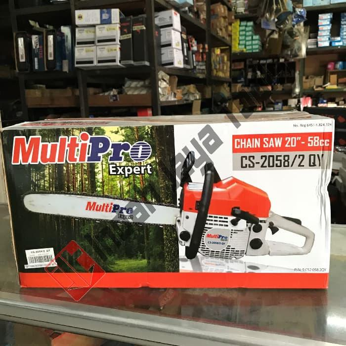 Mesin ChainSaw Multipro 20