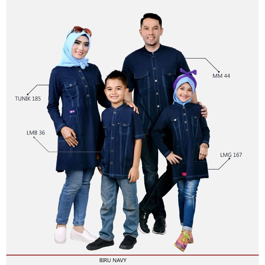 Terbaru Ramadhan Super Sale Baju Sarimbit Mutif Family Series  Couple