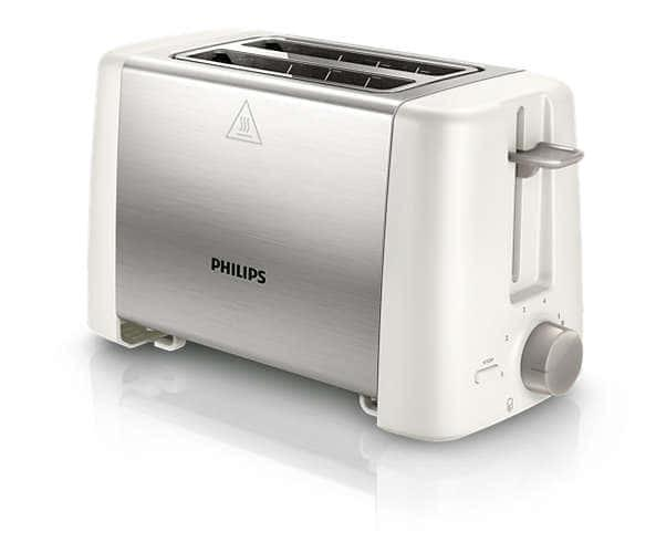 PHILIPS HD4825-02 Pemanggang Roti Sandwich Toaster
