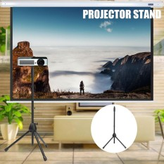 4kg Laptop Projector Stand Heavy Duty Tripod Mount Height Adjustable 29inch To 65inch - intl