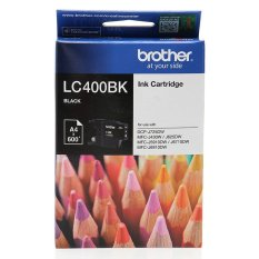 Brother Cartridge LC-400-BK - Hitam
