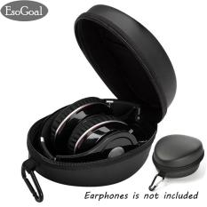 EsoGoal Headphones Case,Carrying Hard Protective Storage Replacement Travel Pouch Box Foldable Headset Earphones