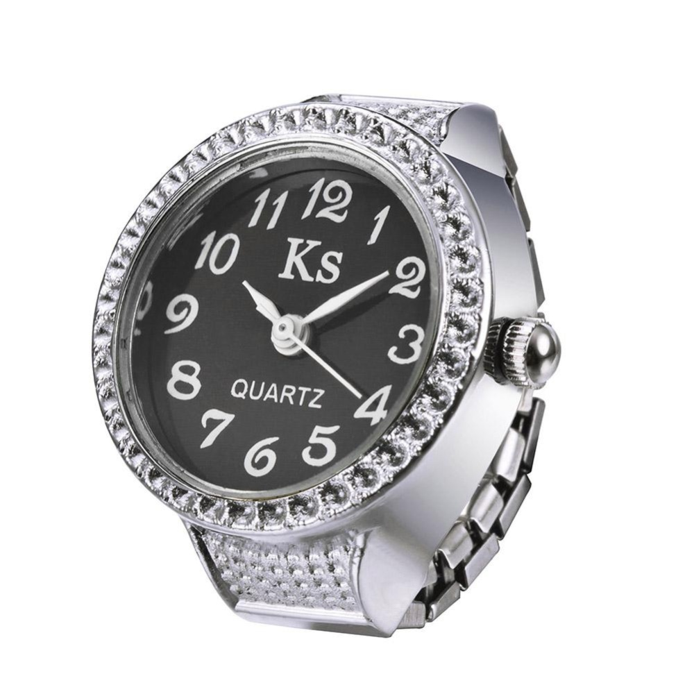 YBC QUARTZ Ladies Tatah Rhinstone Watch