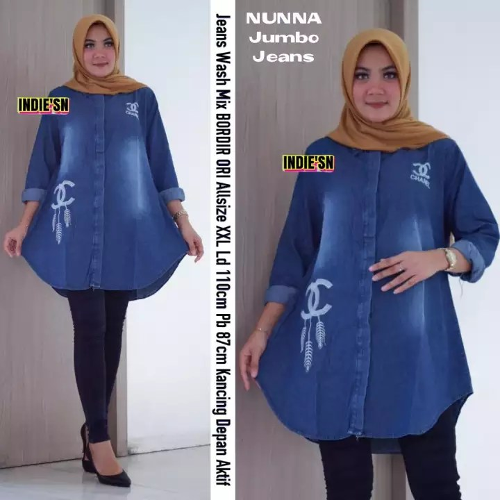 Model Baju Tunik Nissa Sabyan 26