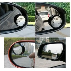 Kaca Spion Mini Cembung / Spion Wide Angle / Blind Spot Mirror