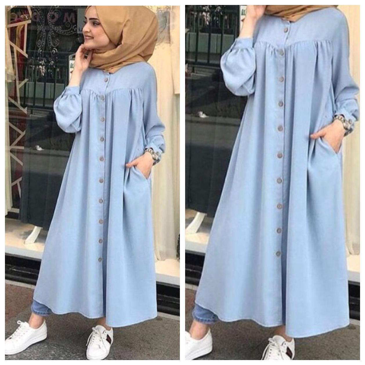 Model Baju Islami Casual 26