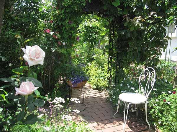 สวนสวนทำด้วยตัวเอง