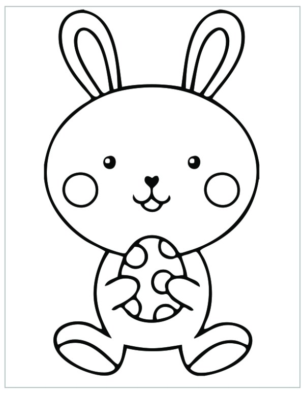 easter coloring pages free # 8