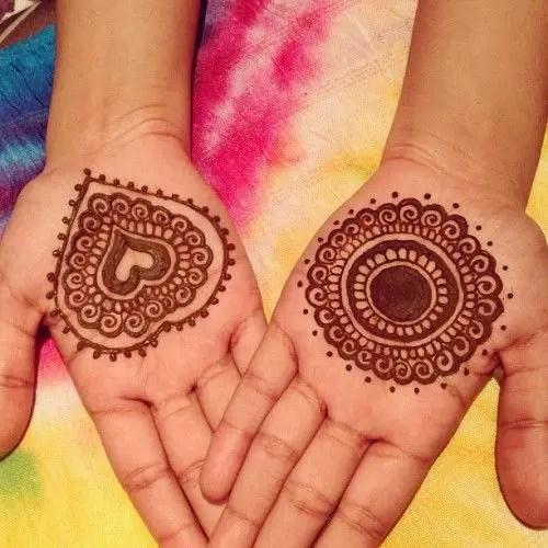 51+ Easy & Simple Mehndi Designs for Kids