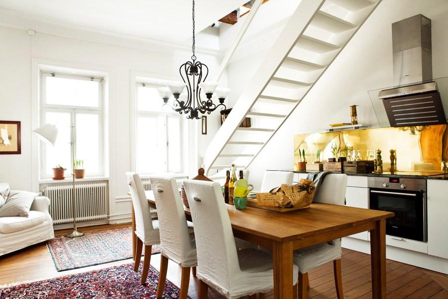 Dream House » Kitchen Under Stair | Kitchen Under Stairs Design | Stair Case | Wet Bar | Basement Stairs | Living Room | Basement Kitchenette
