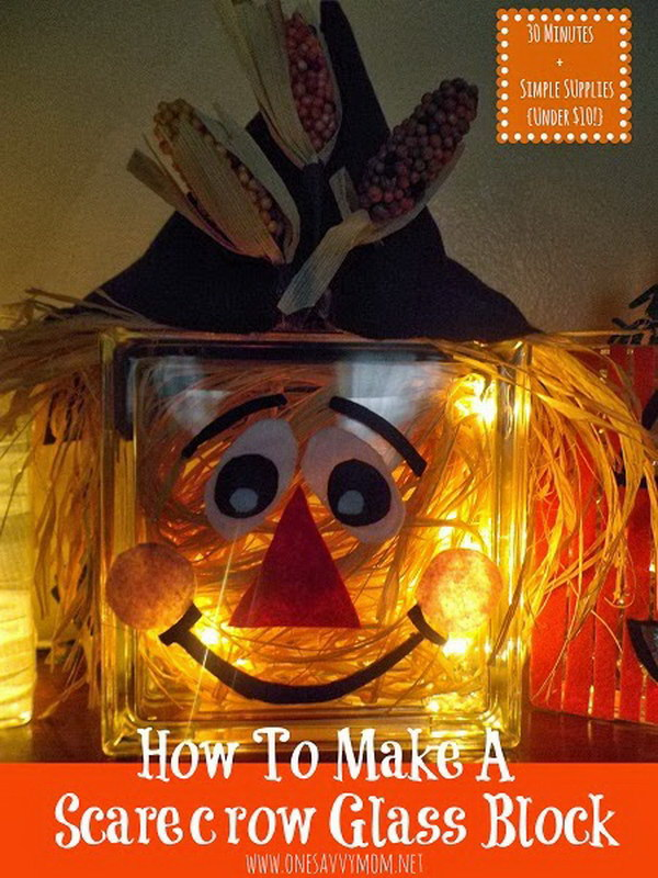 Quick And Easy Fall Crafts Kids