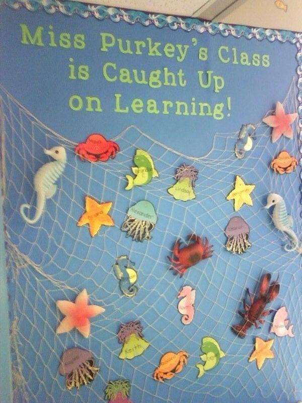 35 Creative Bulletin Board Ideas For Classroom Decoration