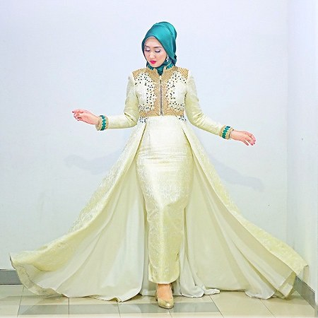 Image Result For Model Gamis Renda