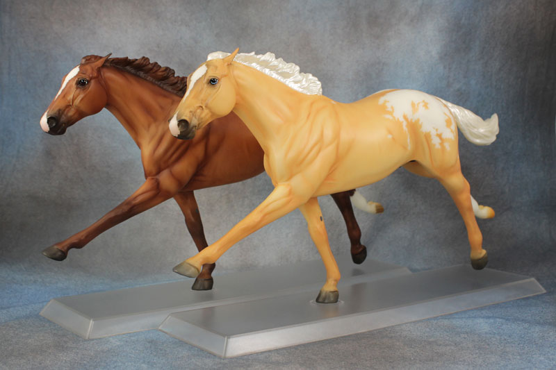 Identify Your Breyer Ruffian Traditional Series