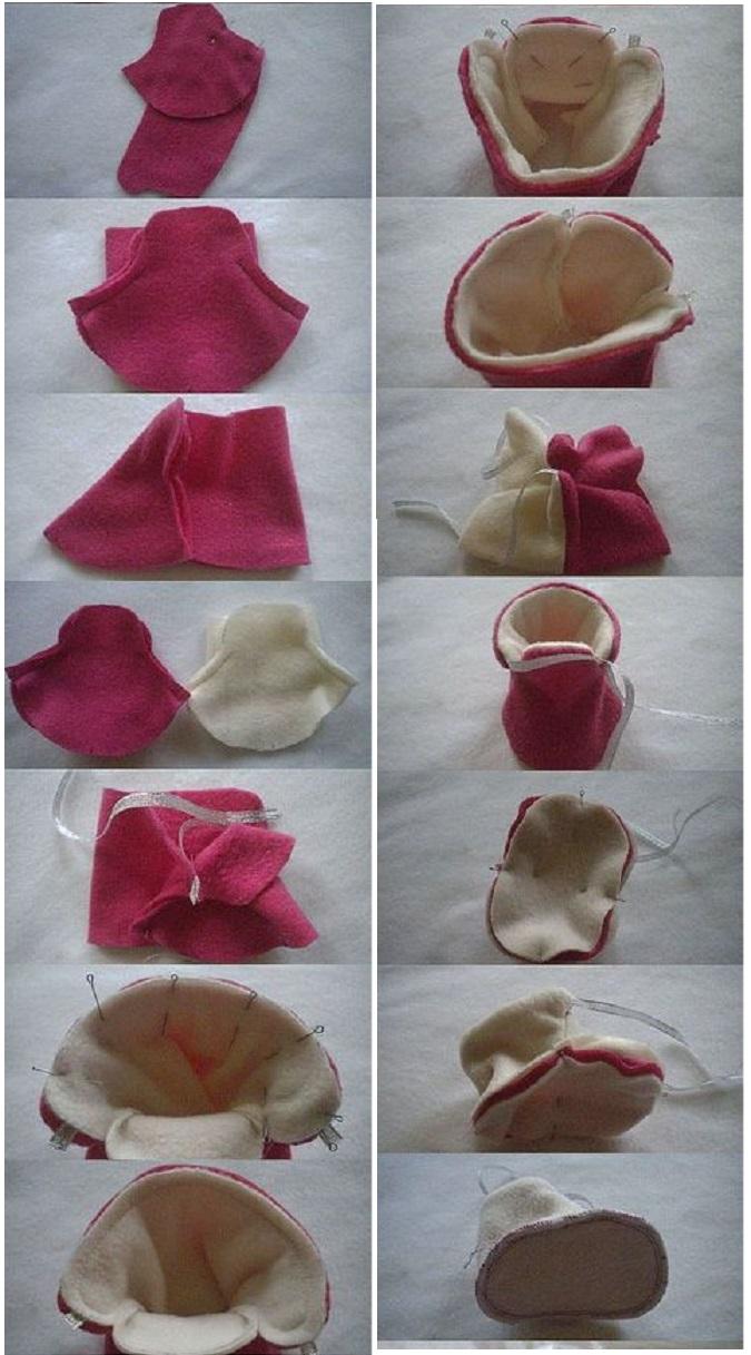 Como Hacer Vestidos Para Munecas