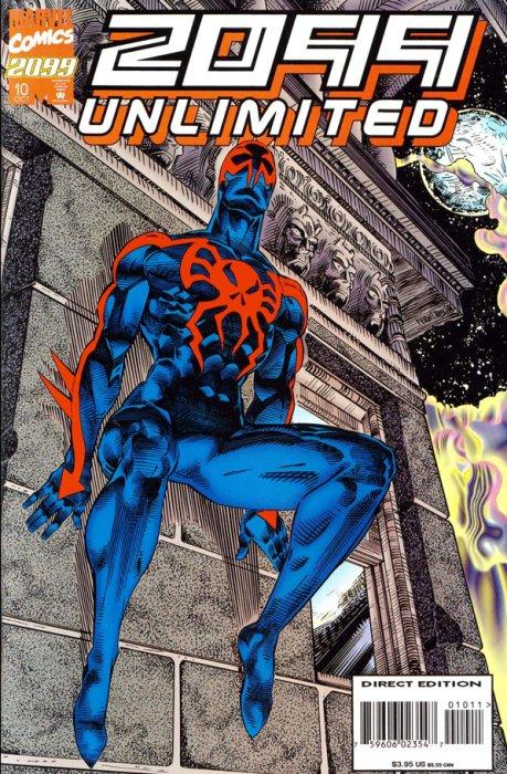 Remake Amp Reboot Marvel 2099