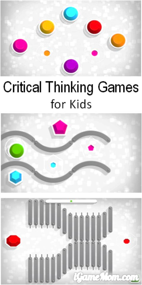 critical thinking games online