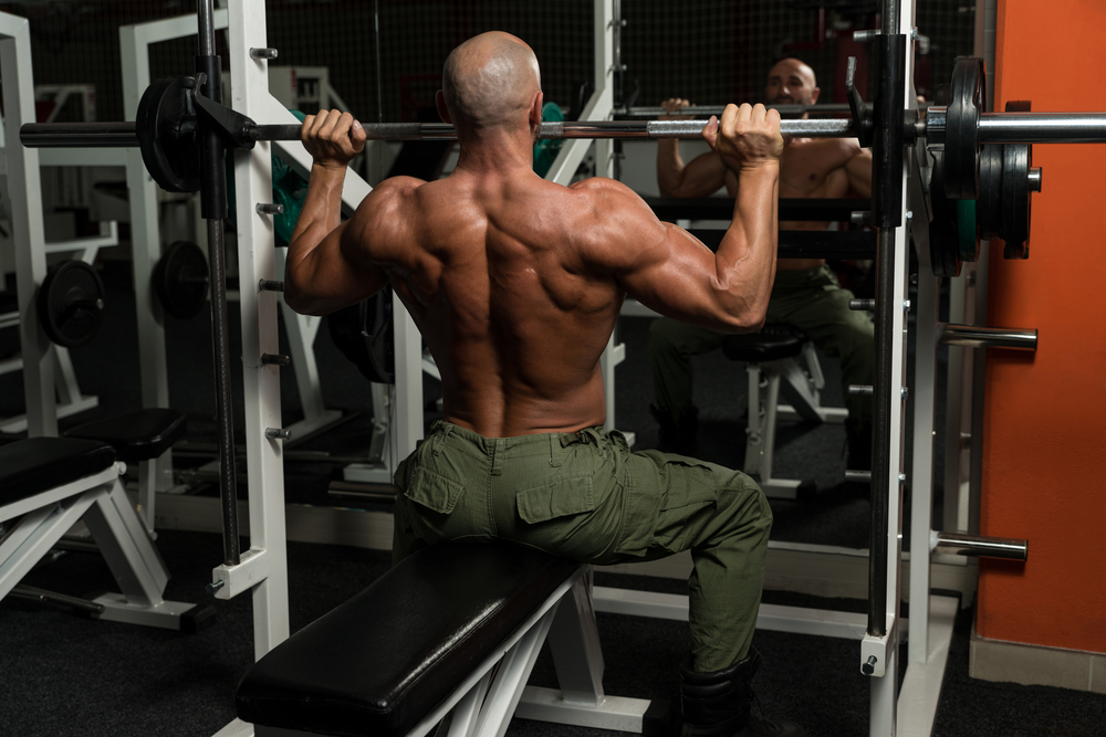Smith Machine Workout The Ultimate Routine To Build Size