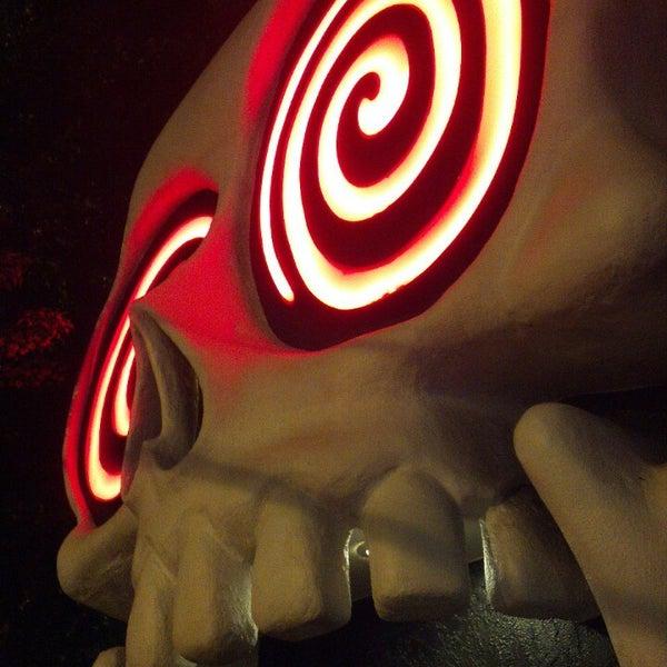 Atlanta Burger Skull Place