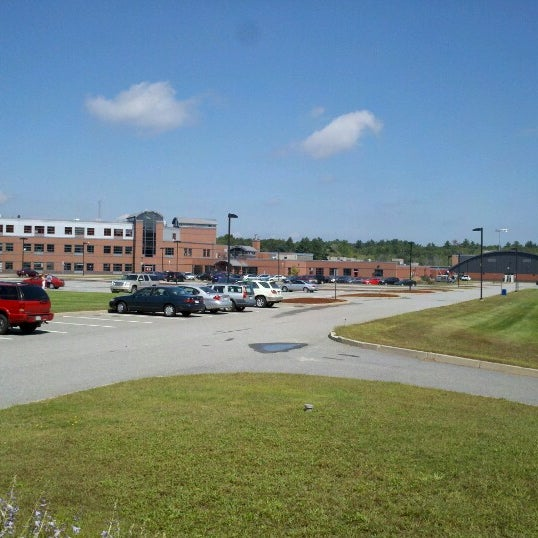 Masconomet Regional High School - Topsfield, MA