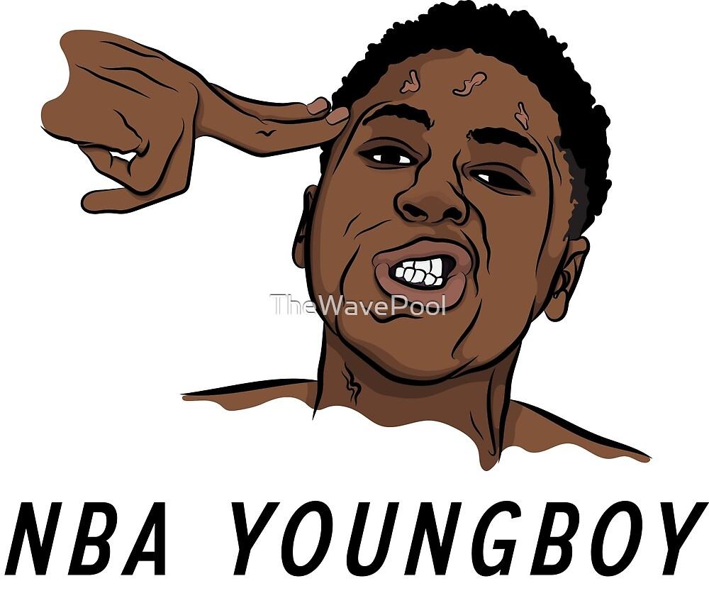 Art Nba Young Fan Boy Wallpaper
