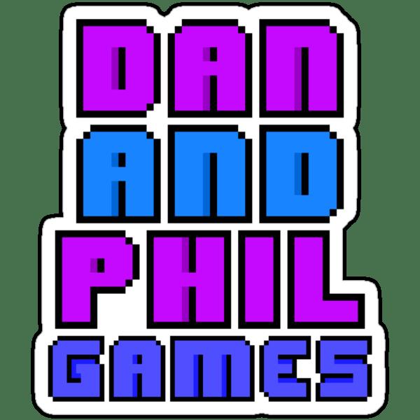 Dan And Phil Games Logo