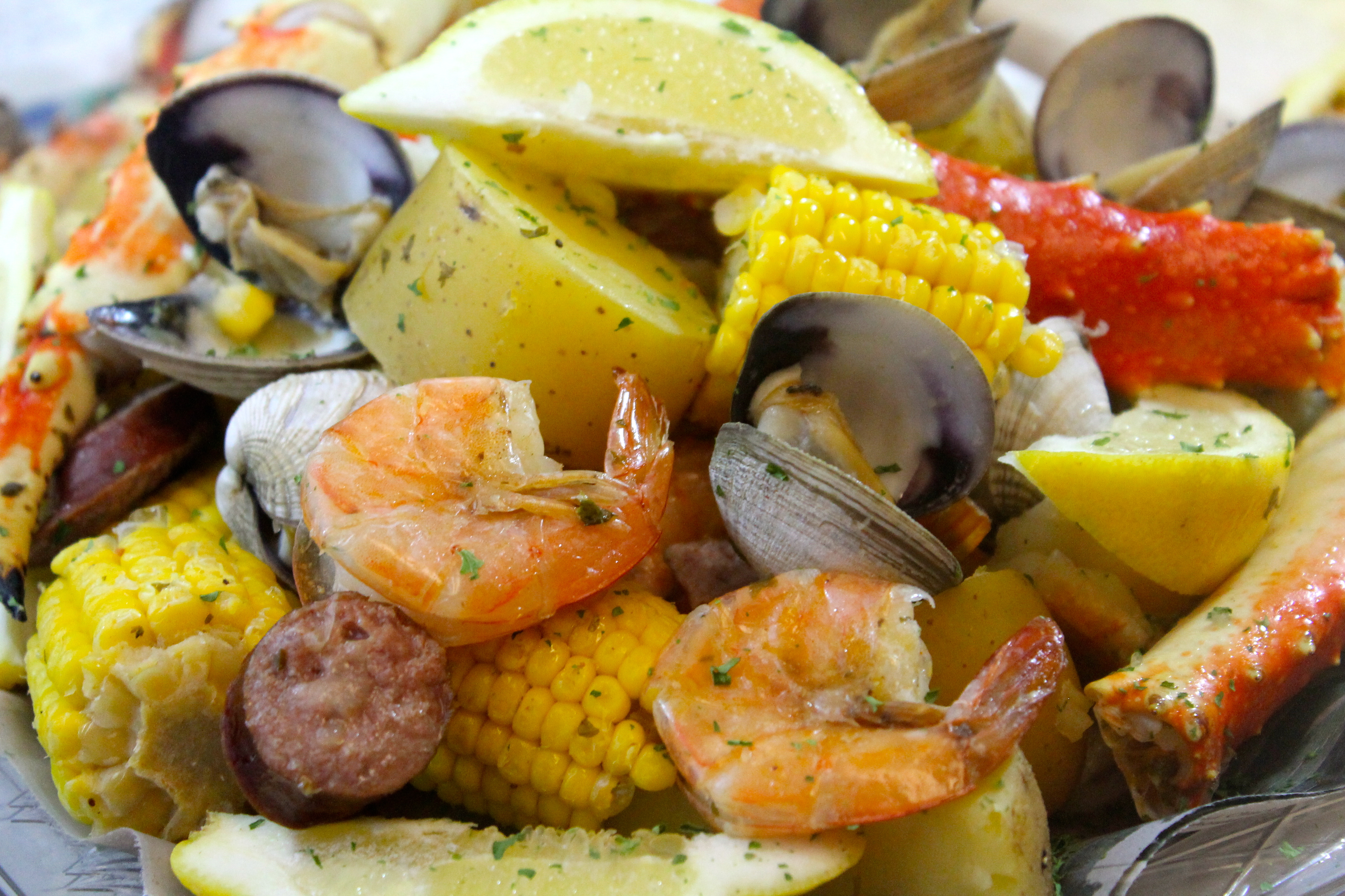 Seafood Boil Recipe I Heart Recipes