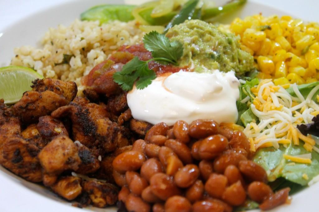 Diy Grilled Chicken Burrito Bowl I Heart Recipes