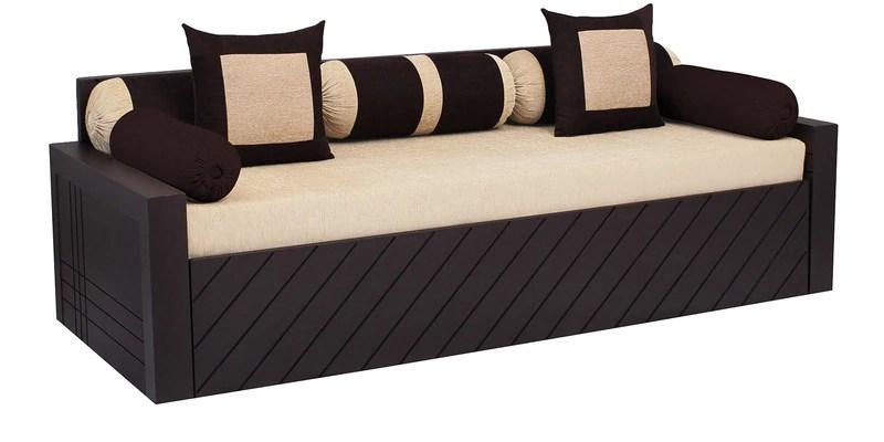 Chaise Sofa Storage Ottoman