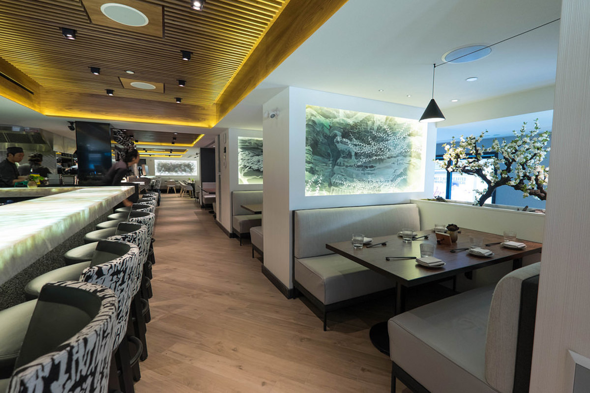 Small Kitchen Design Bar
