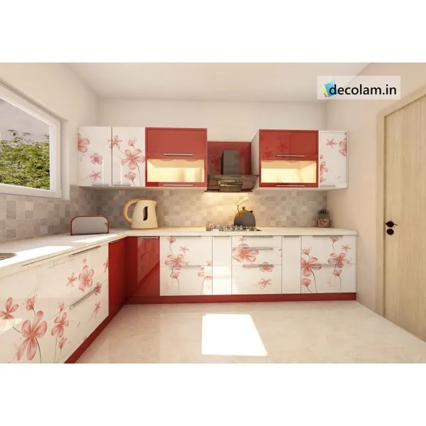 L Shaped Cupboard Designs