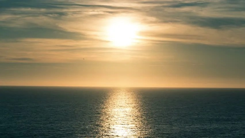 Horizon Line Sea Footage Page 4 Stock Clips Amp Videos