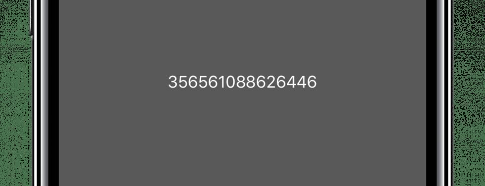 Hogyan ellenőrizze az iPhone-t a sorozatszám és az IMEI az Apple hivatalos honlapján