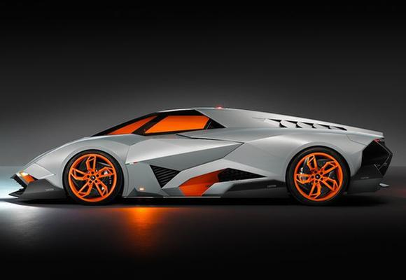 Lamborghini Egoista A One Seat Car You Can T Buy Rediff Com Business