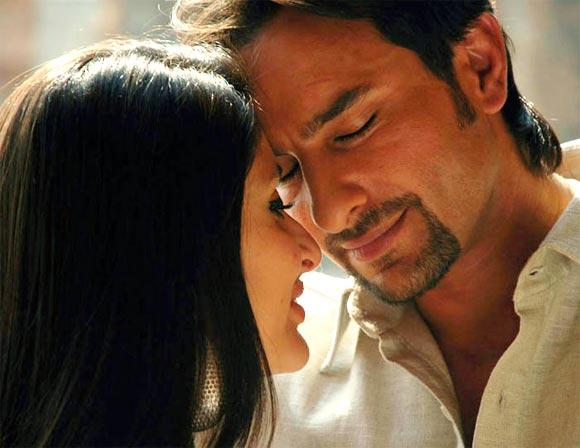 The Saif Ali Khan-Kareena Kapoor Love Story - Rediff.com ...