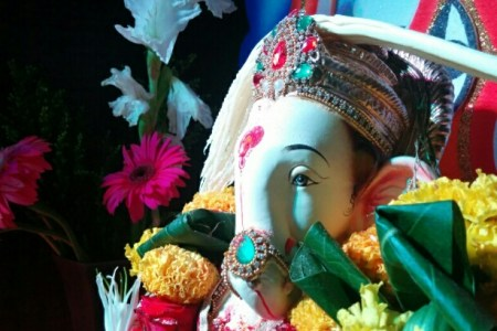 Goodbye Ganesha    it s not easy to let You go   Rediff com India News Ganesha  the beautiful elephant headed Lord