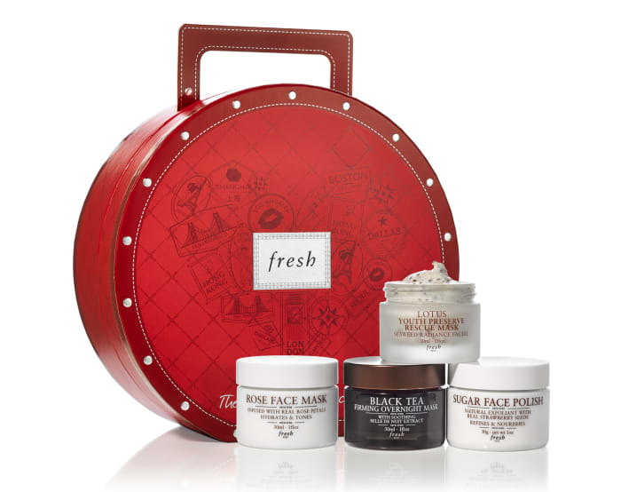 Fresh Lotus Preserve Face Cream