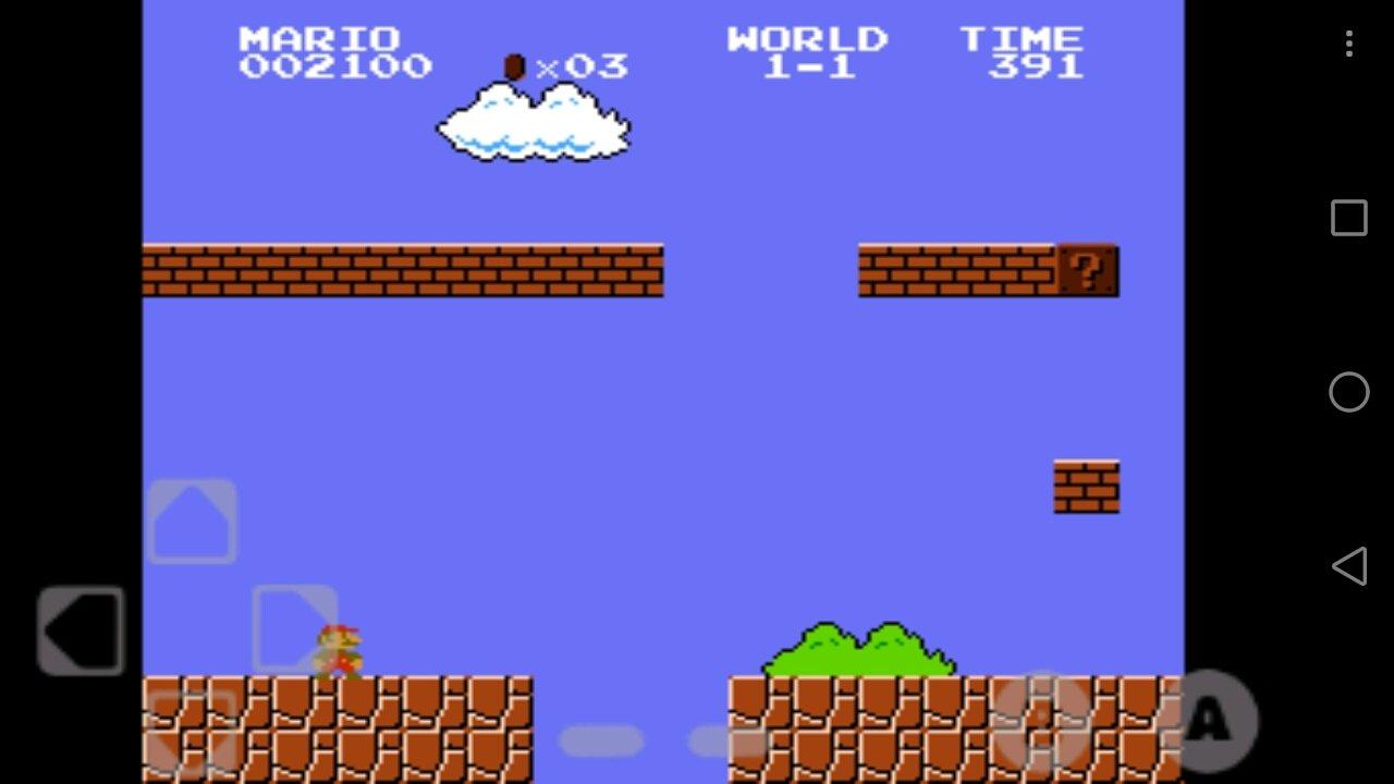 Mario Castle Super Bros