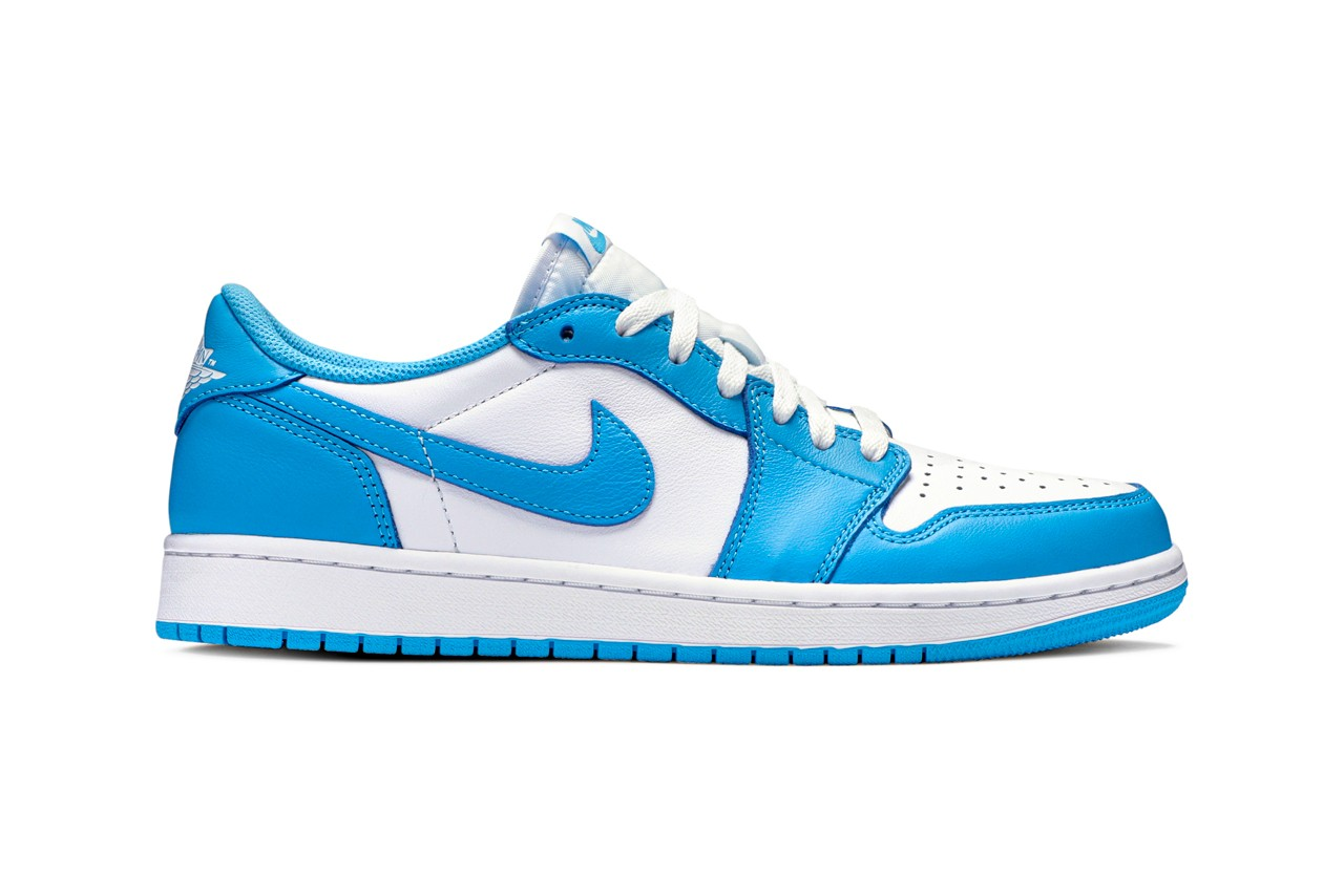 Tar Heel Nike Shoes