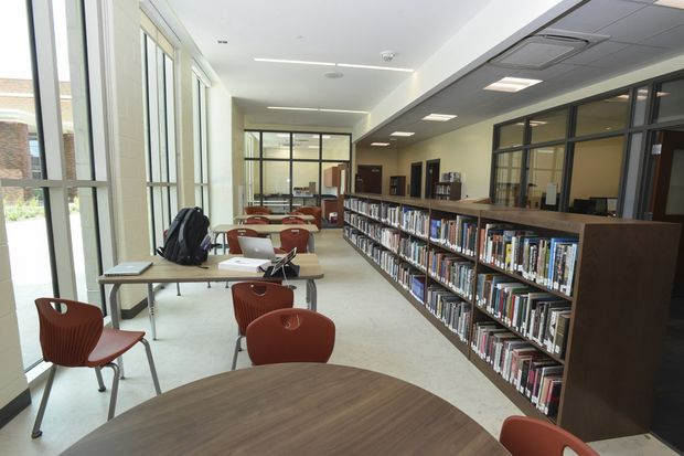 Look inside the new  72 million Auburn High School   AL com Auburn High School Tour