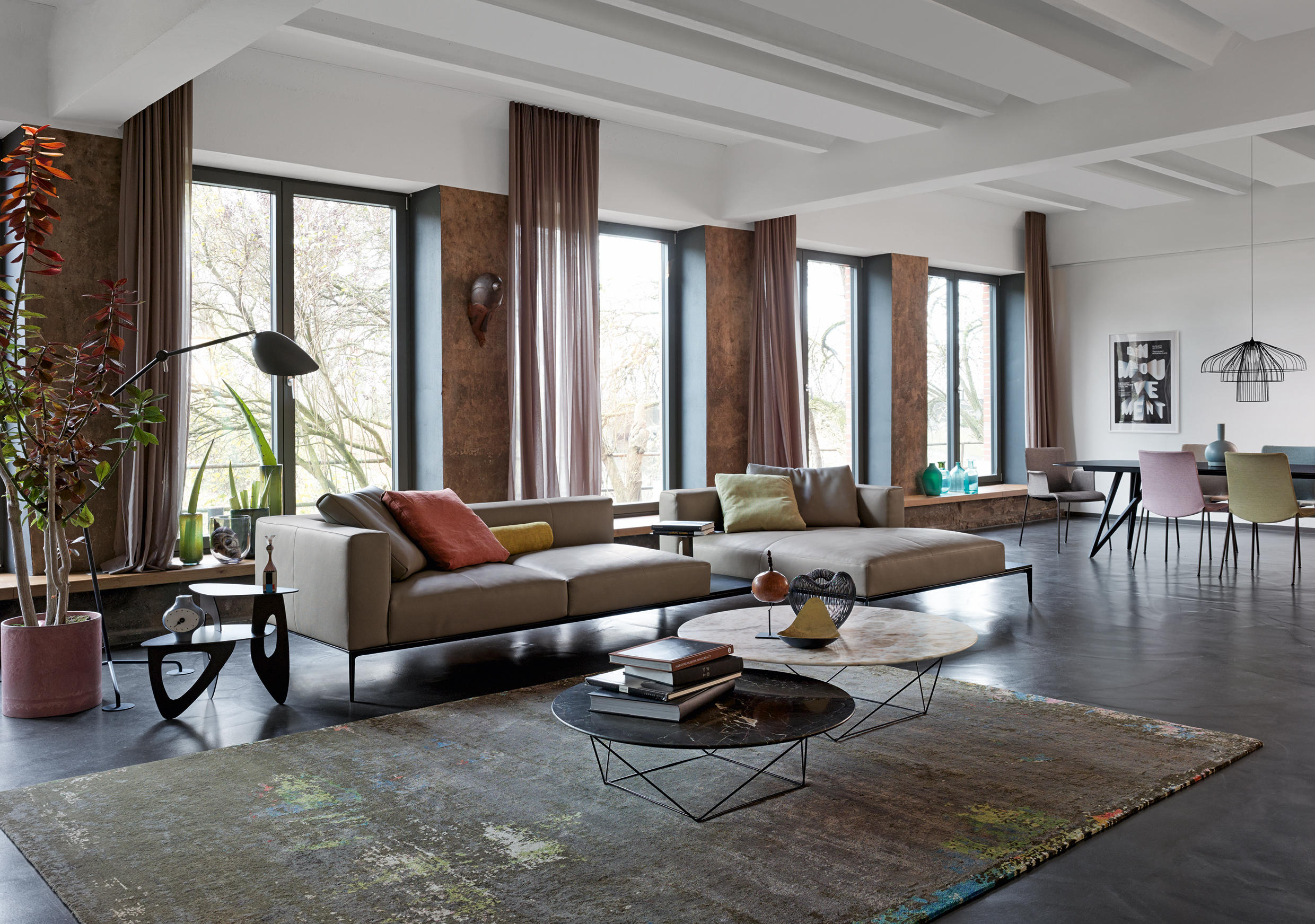 Jaan Living Bench Benches From Walter Knoll Architonic