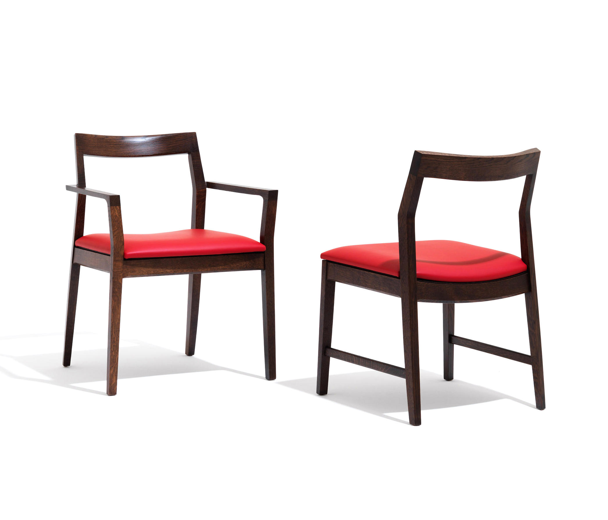 Upholstered Side Chairs Without Arms