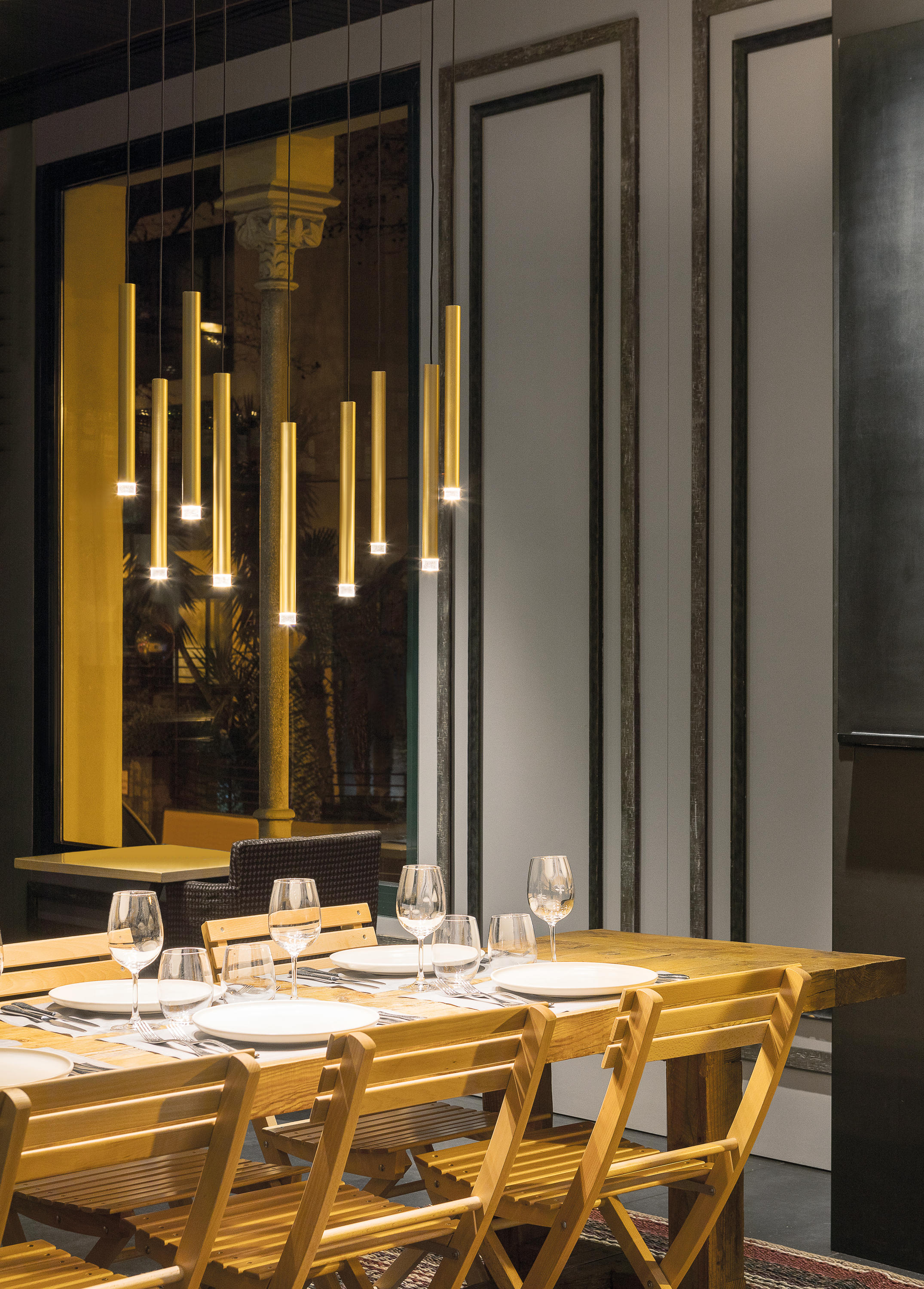 Candle Suspended Lights From Grok Architonic