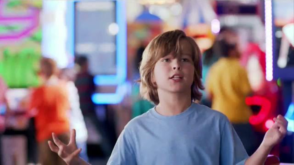 Chuck E Cheeses Commercial Awesome