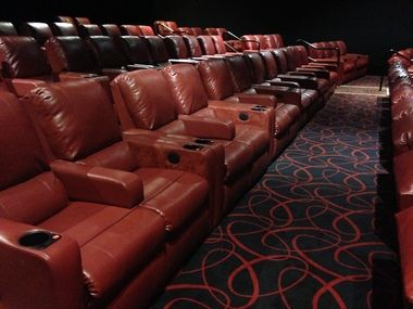 Brooklyn S Ridge Park Square Theater Now Offers Plush