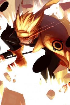Hokage Chi Hắc Ám Naruto